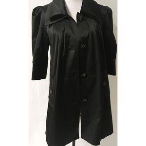 Jackets & Blazers - Black Jacket Size Small
